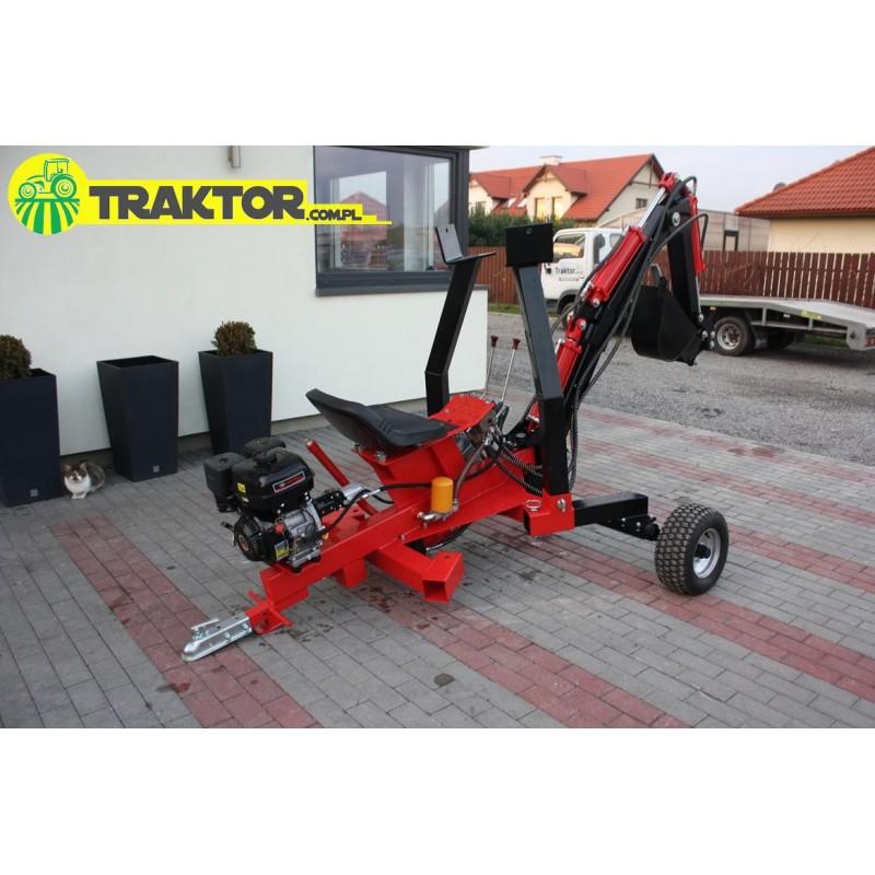 Koparka ATV