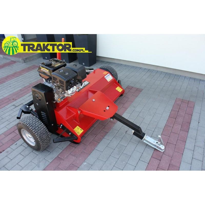 Kosiarka bijakowa spalinowa ATVE 120, do ATV QUAD - silnik LIFAN