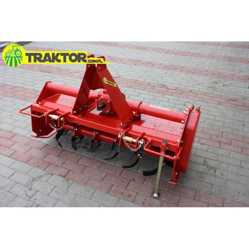Schwerer Acker TM 120