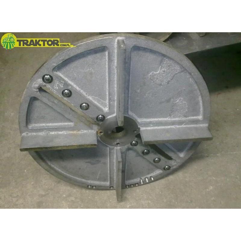 Cutter flywheel WC8