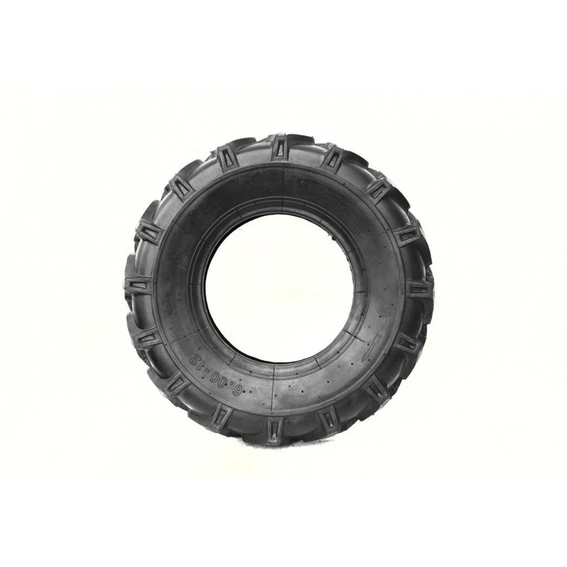 Front agricultural tractor tire 6.00-12 6PR Fir tree