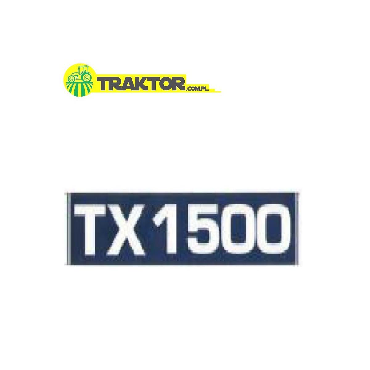Naklejki ISEKI TX1300 lub TX1500