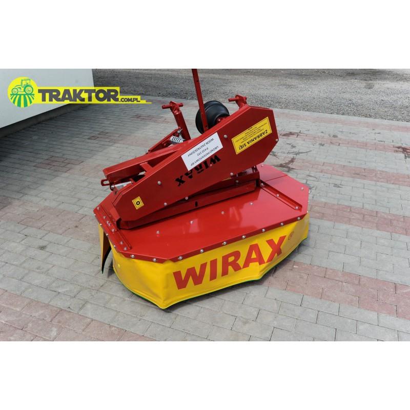 Drehtrommelmäher WIRAX 125 cm