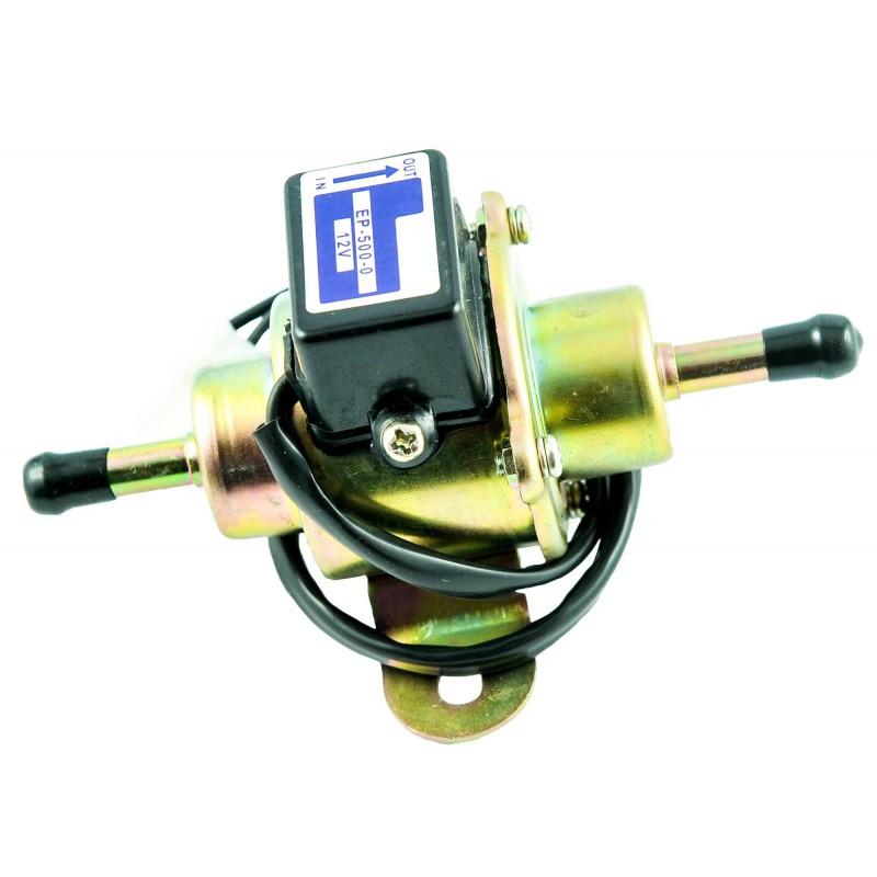 Pompa  paliwa niskociśnieniowa przepływowa - EP-500 - 12V