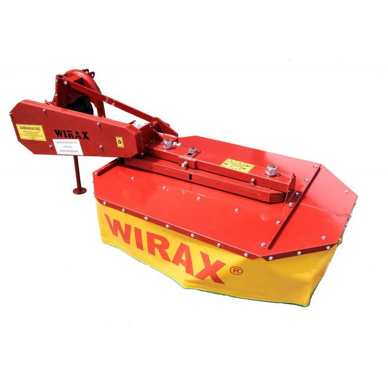 Kosiarka rotacyjna bębnowa WIRAX 125 cm