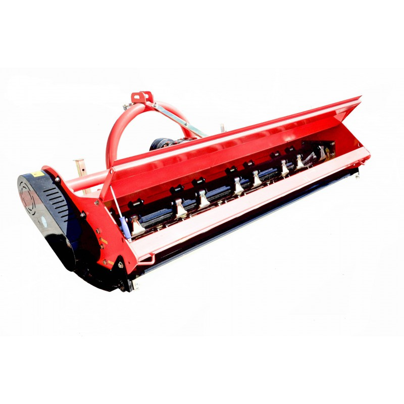 Flail mower EFD-200 opened flap