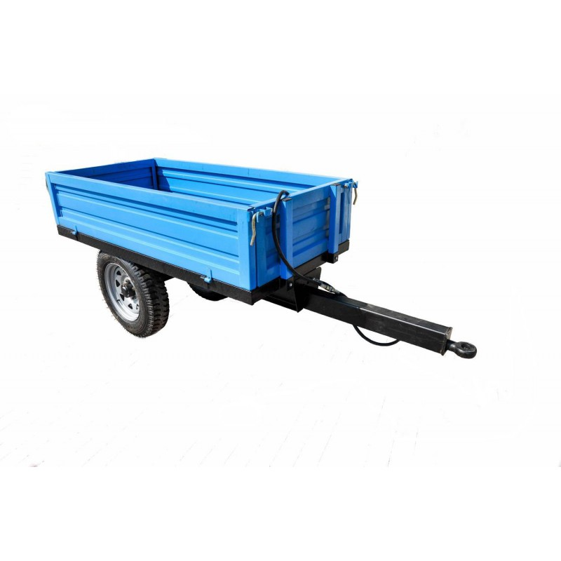Tipper trailer 7CX-1 (E) n