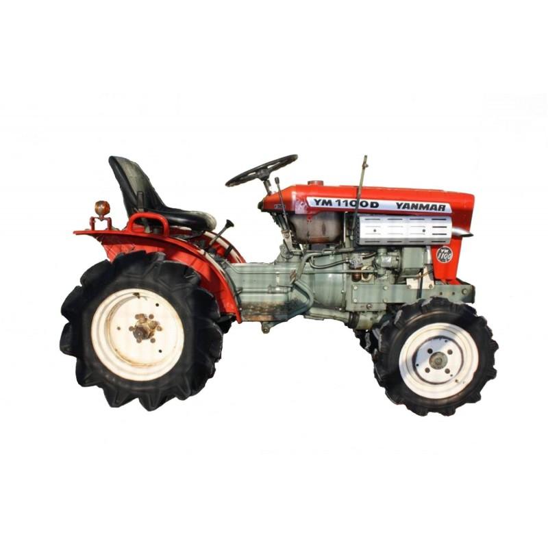 Używane części Yanmar YM1100 YM1300
