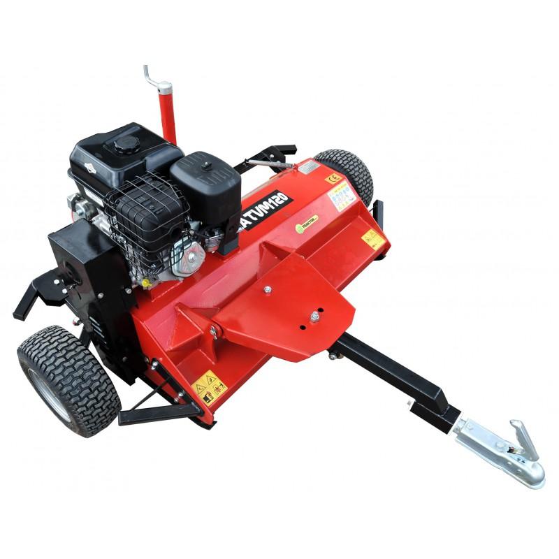 BeaterMäher ATVM 120, für ATV QUAD - Briggs&stratton
