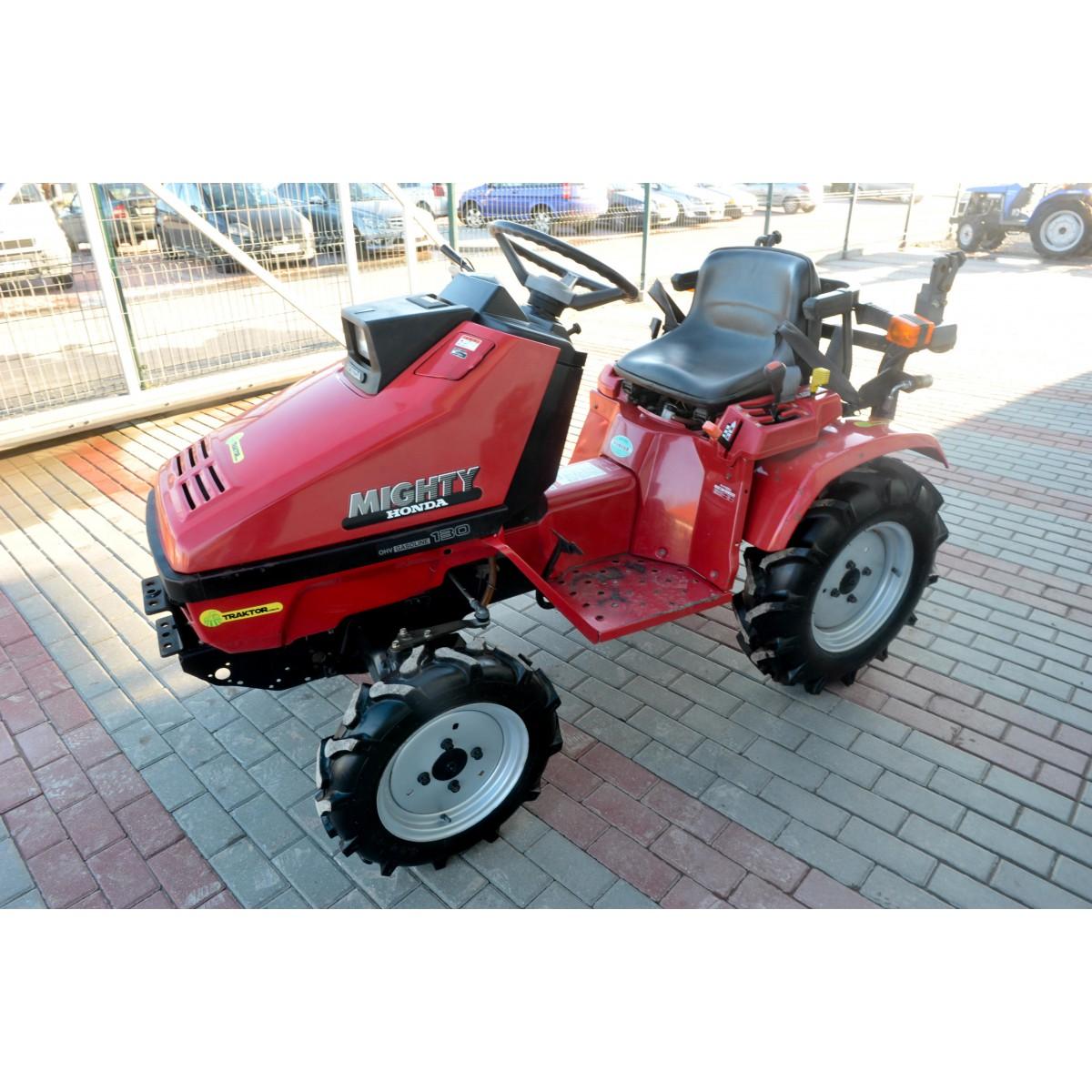 Honda Mighty 130
