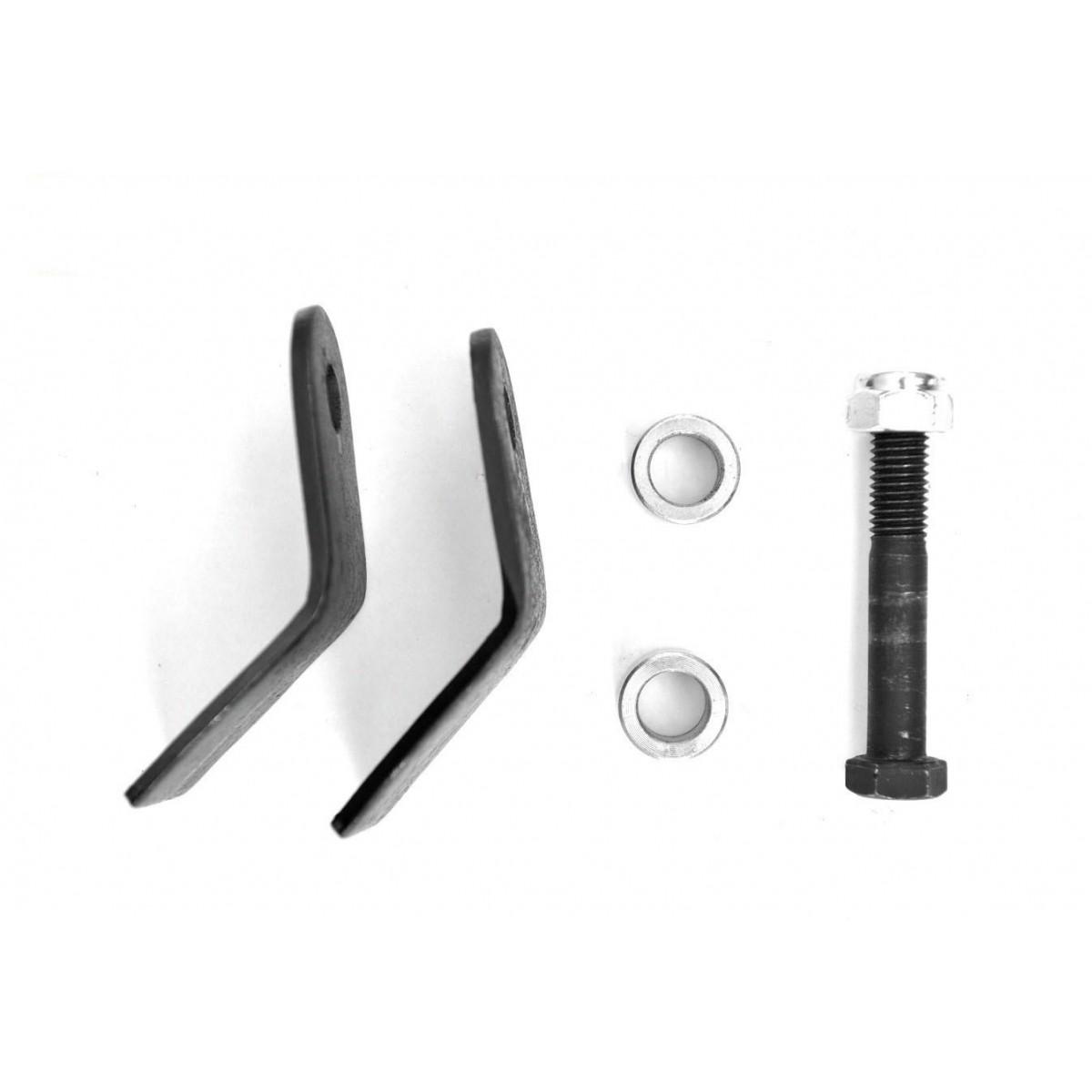 """Set of """"Y"""" type knives EF EFG 12 mm 200 G"""
