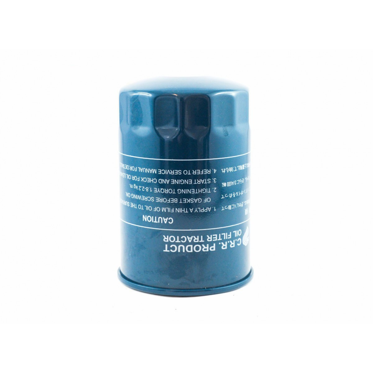 Oil Filter Curved 3/4 124x84 M18