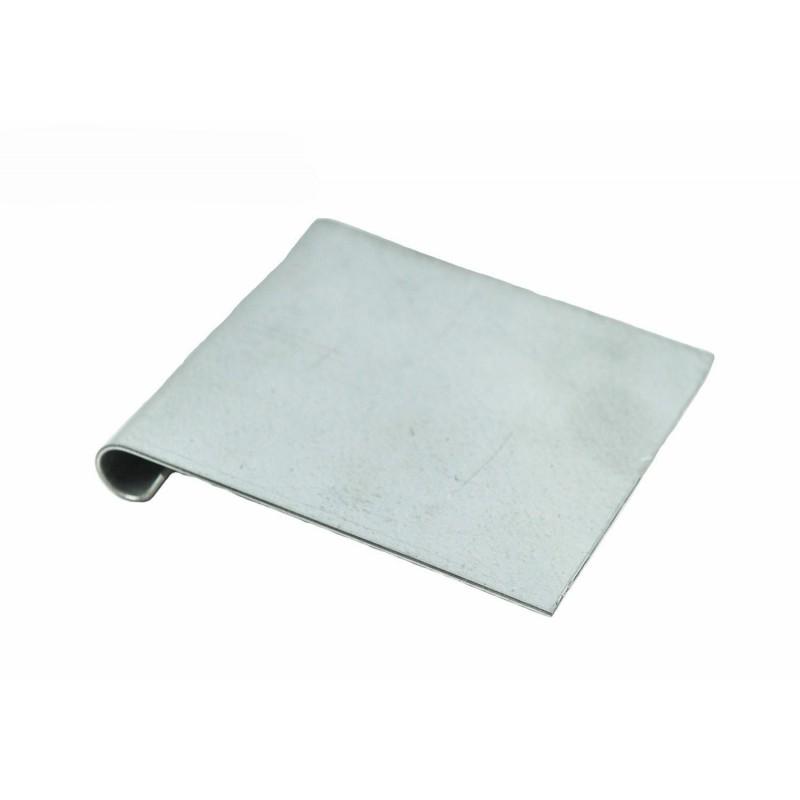 Płytka klapka łopatka blacha kosiarki EFGC 100x110 mm