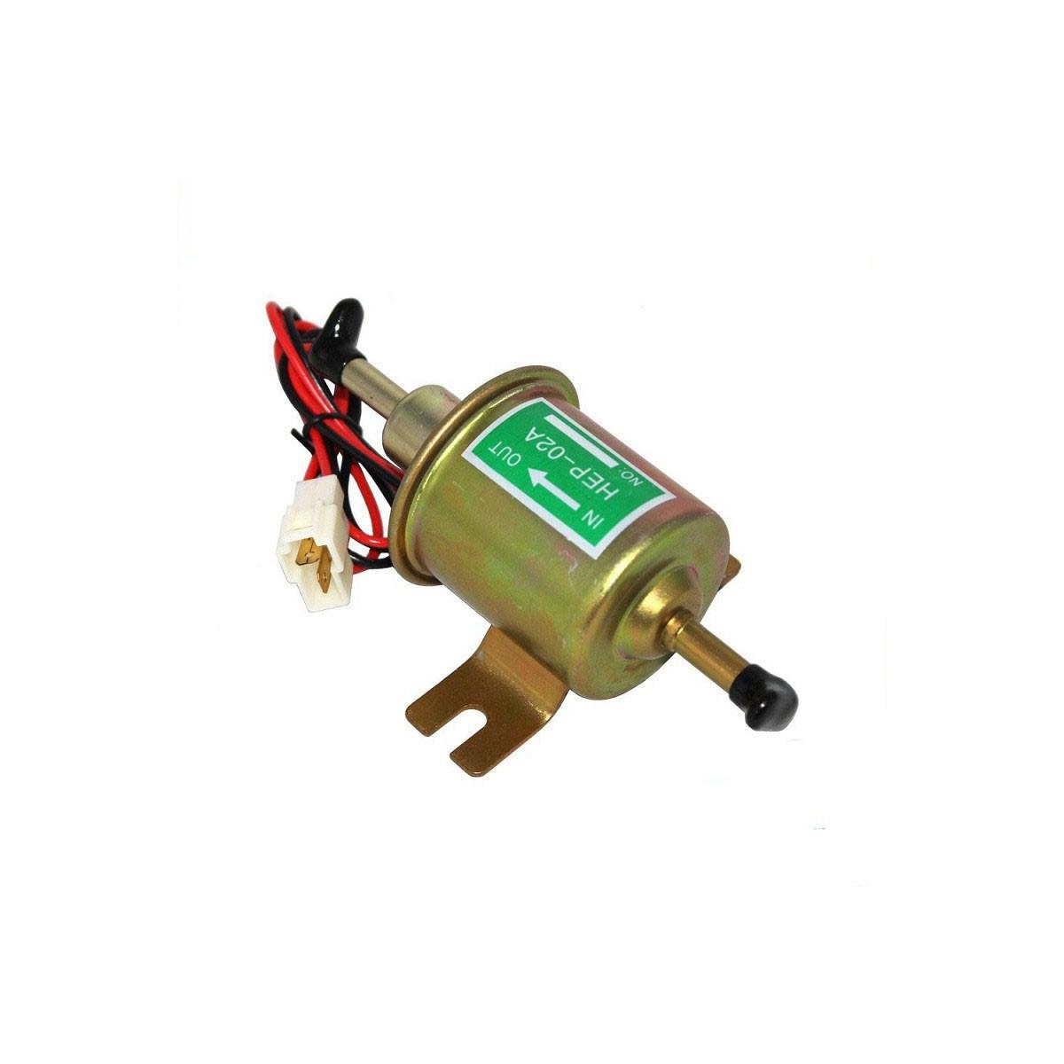HEP-02A low pressure fuel pump Kubota