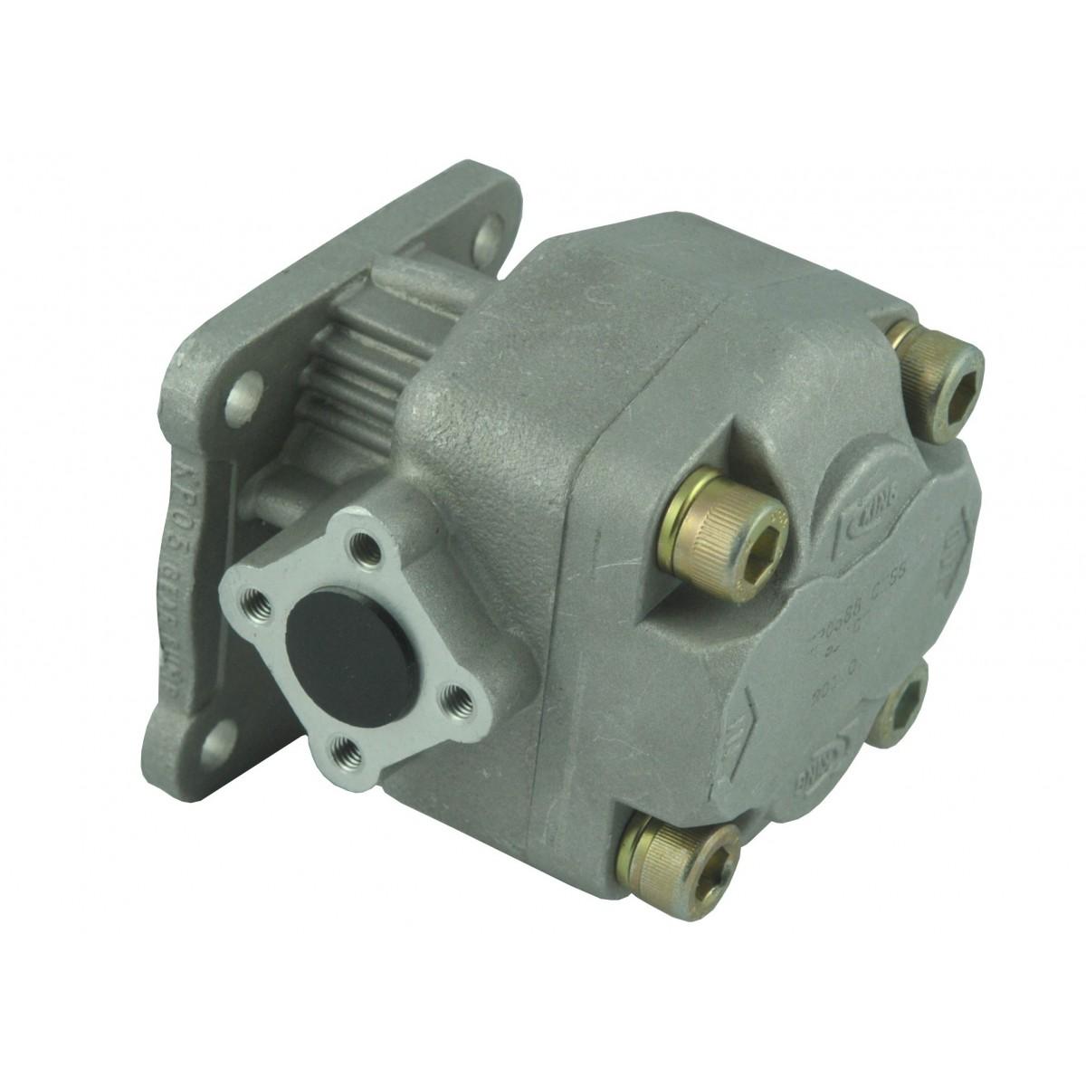 Pompa Hydrauliczna Kubota L1802-L2002-L2202, płaski wał