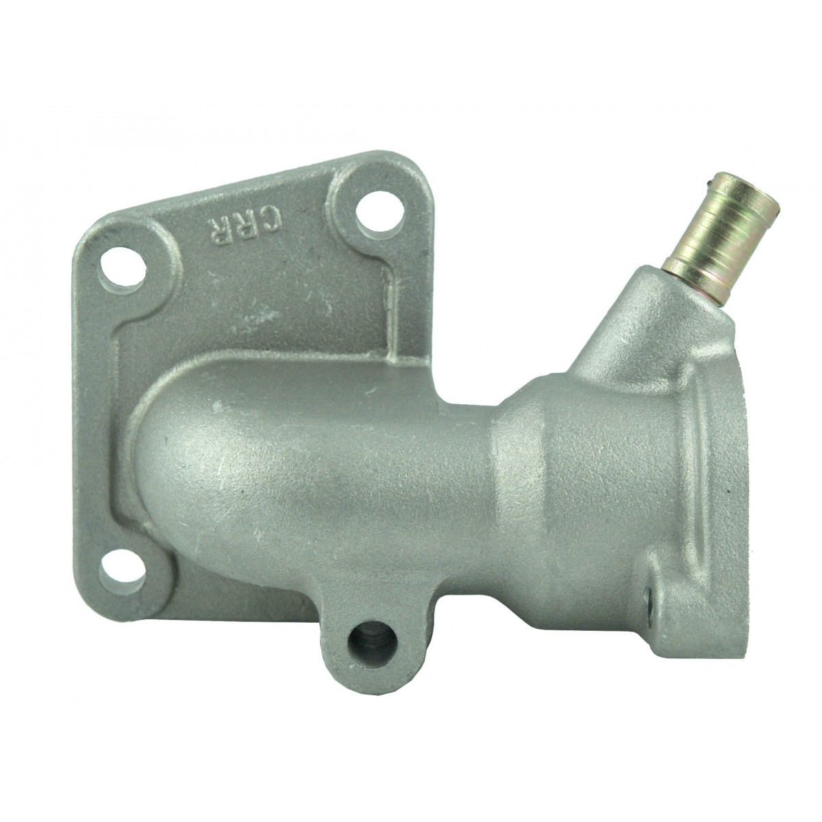 Water Valve Flange Kubota L1802-L4202, 4hoel + pipe
