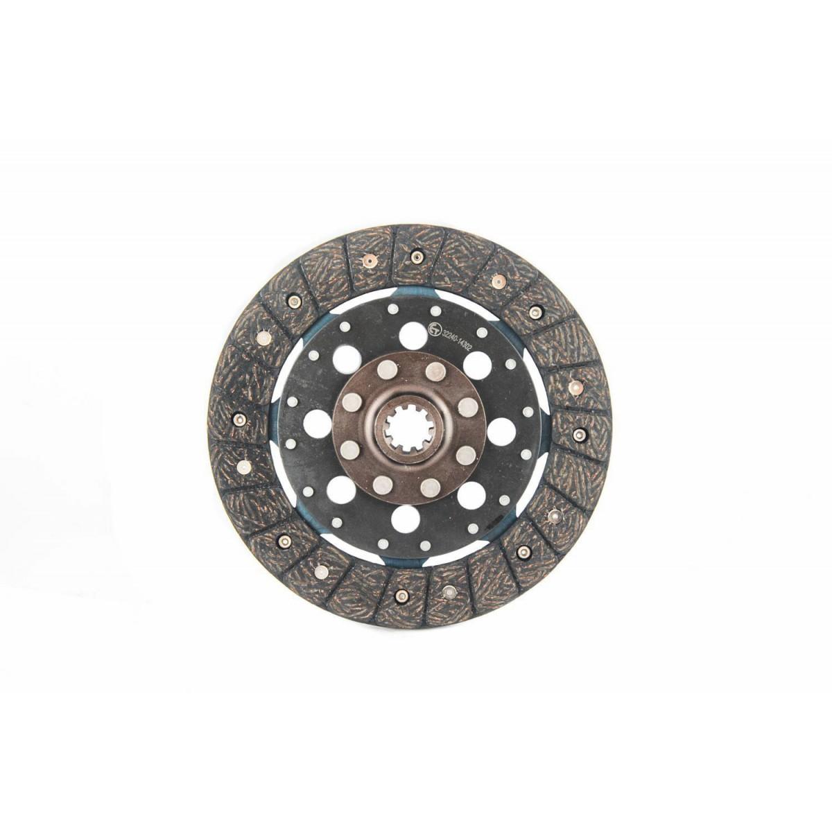 "Clutch Disc Kubota 8 1/2"" 21,6 cm 10T"