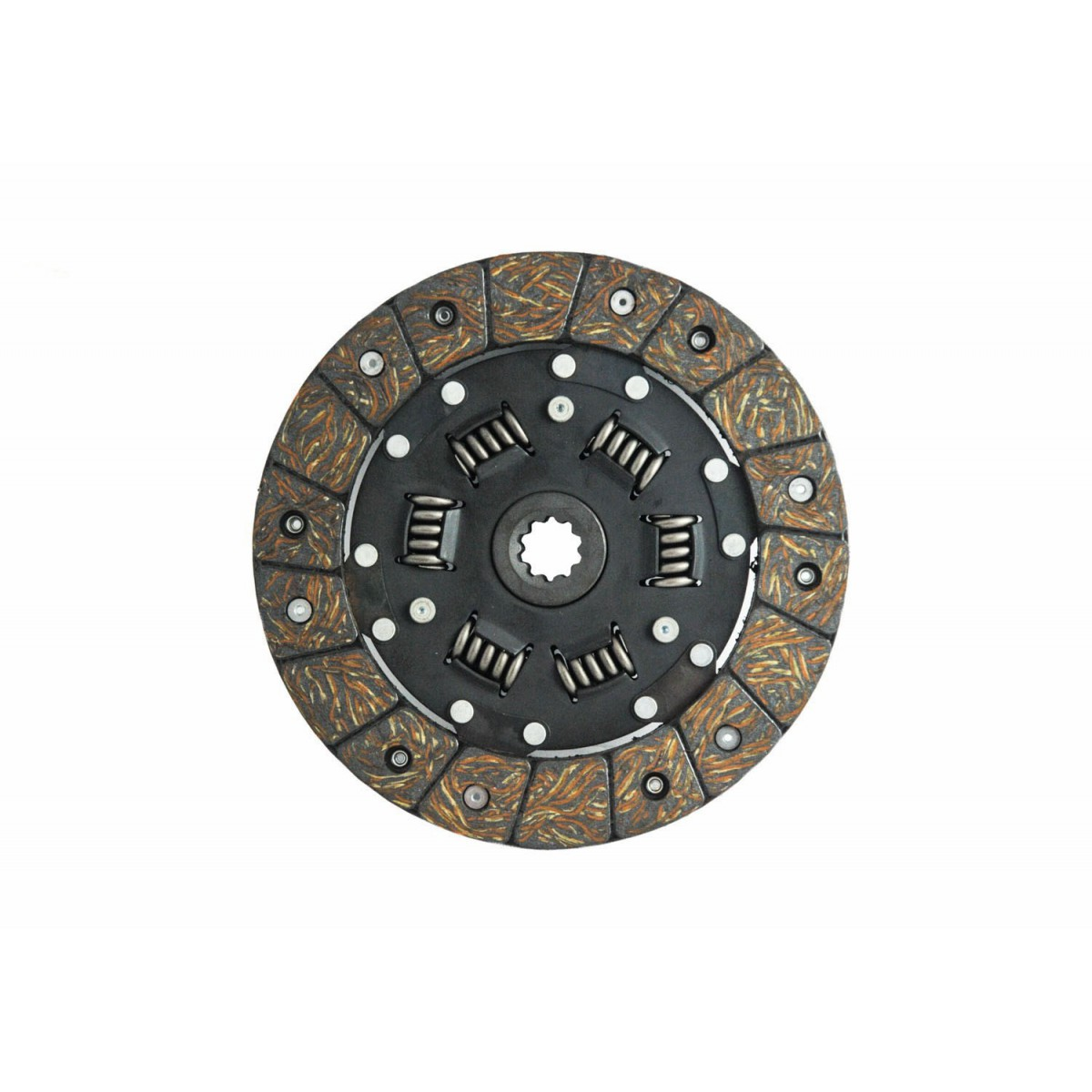 "Clutch Disc Yanmar F14 7 1/4"" 10T"