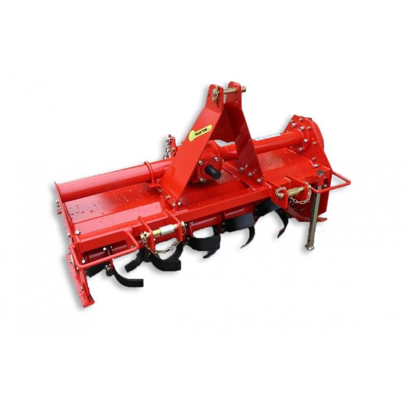 Heavy tiller TM 160