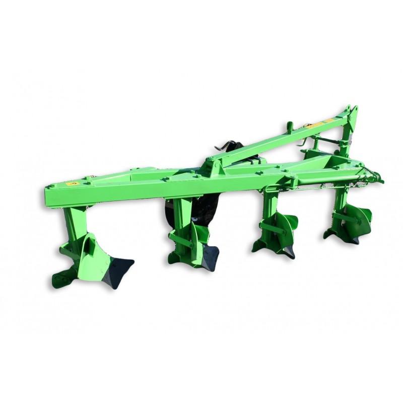 Four-furrow bed plow 100 cm 3L-3
