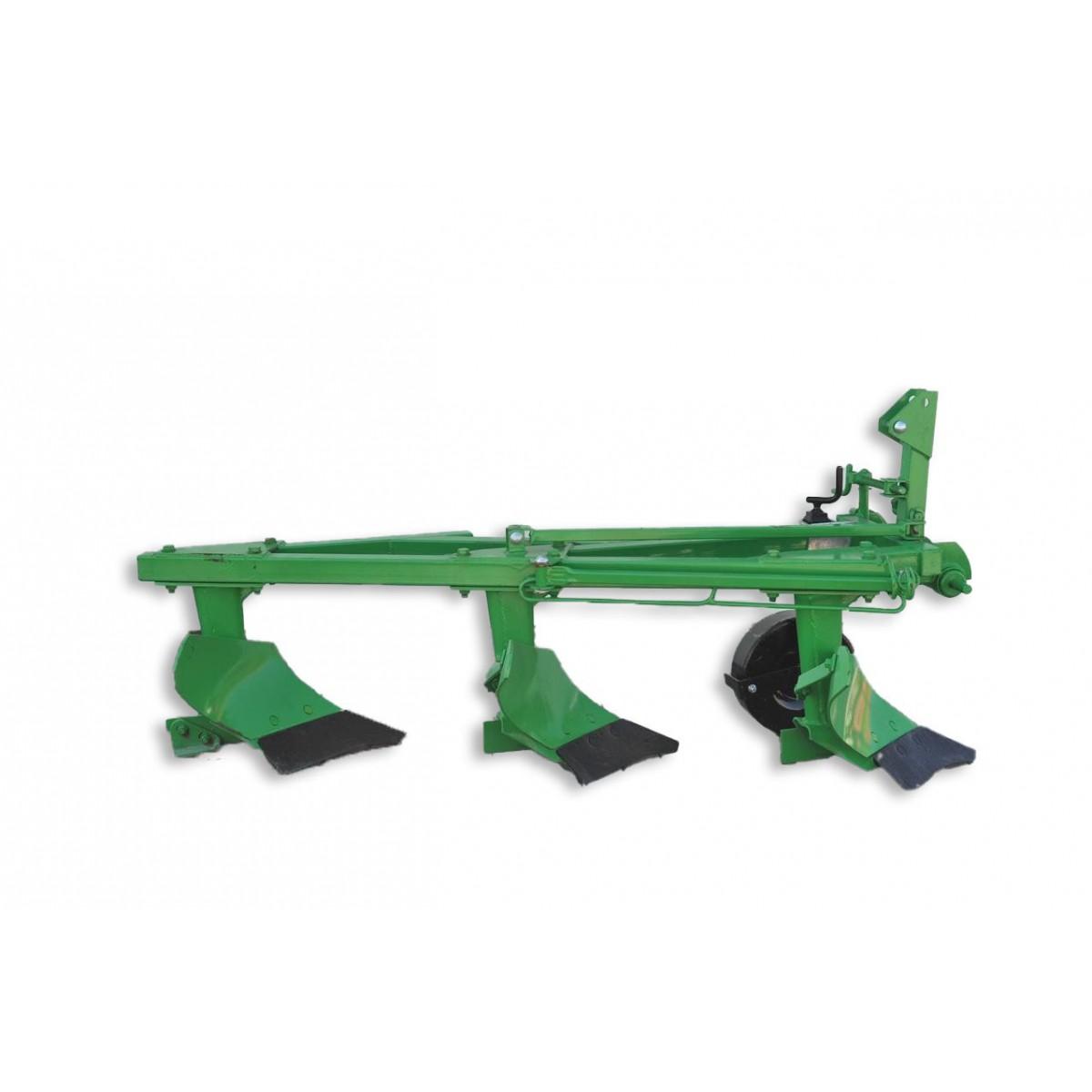 Three-row plow 75 cm 3L-1