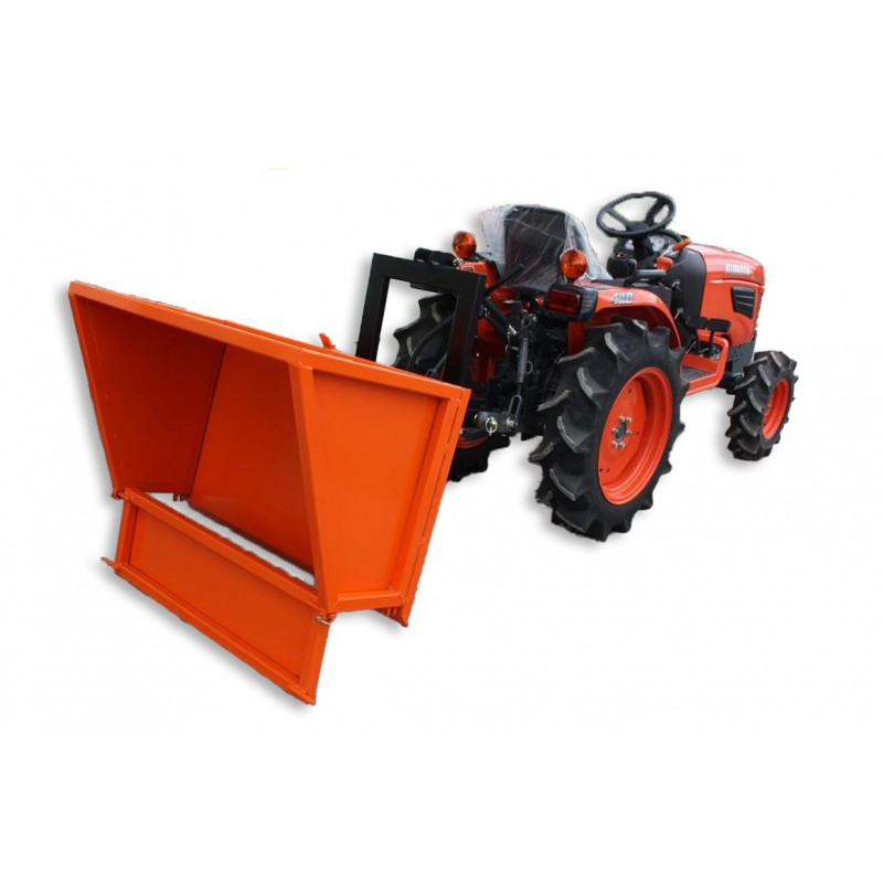 Transportbox 100 cm - schwer