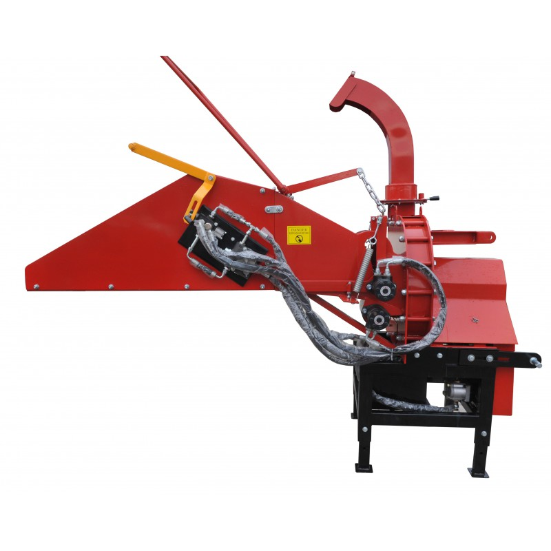 Wood chipper TH-8