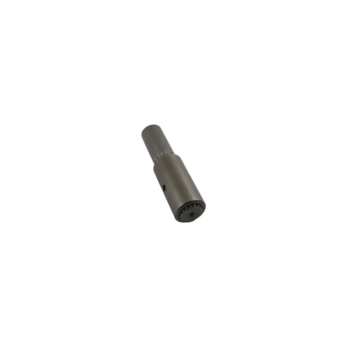Tulejka frezowana + Wałek 22mm 16T KUBOTA L02  16T
