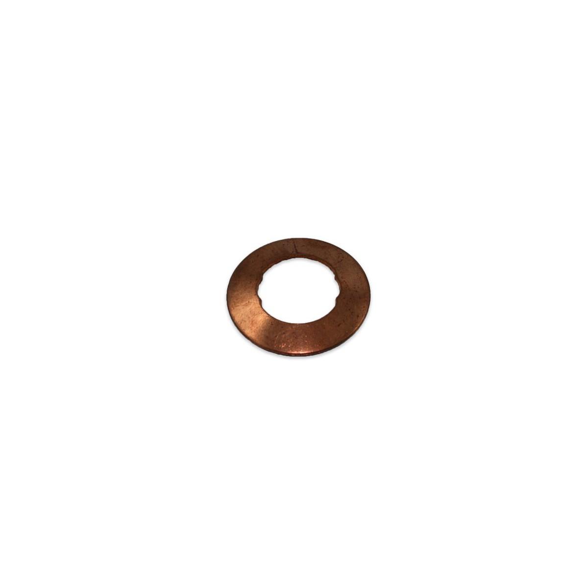 Convex copper washer 20x38mm Iseki