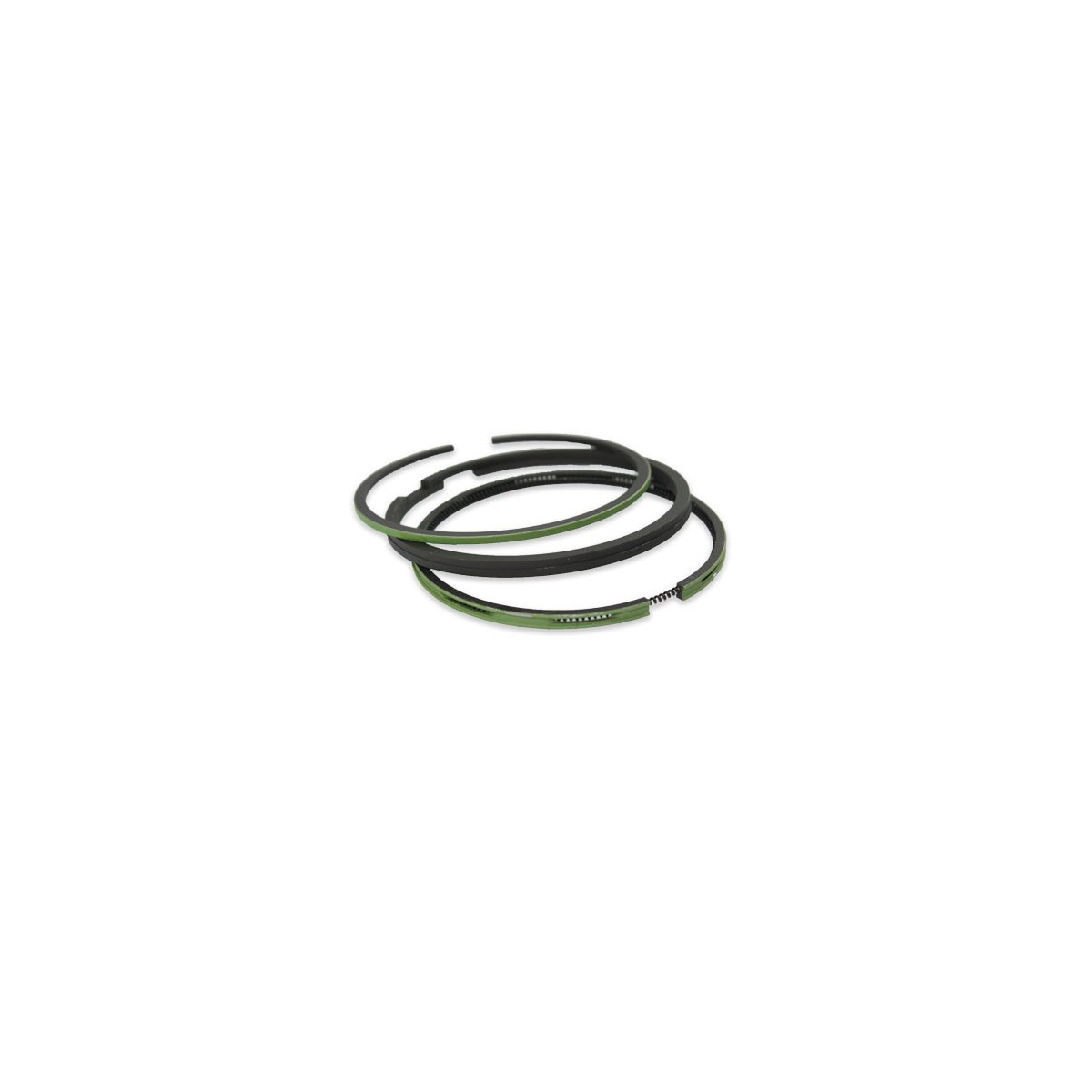 Piston Ring Set Yanmar YM2200 724550-22501 90:2.5 x  2.5 x  2.5 x 4.5 STD