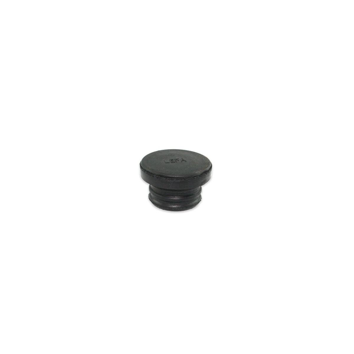 Rubber plug 29x23x17