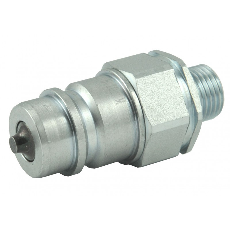 Plug GW.Z-M16X1,5 EURO ISO12,5 QUICK CONNECTOR