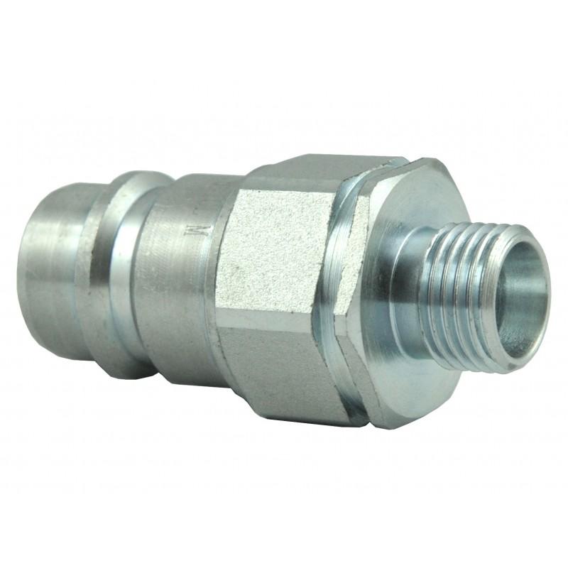 Plug GW.Z-M16X1,5 EURO ISO12,5 QUICK CONNECTOR