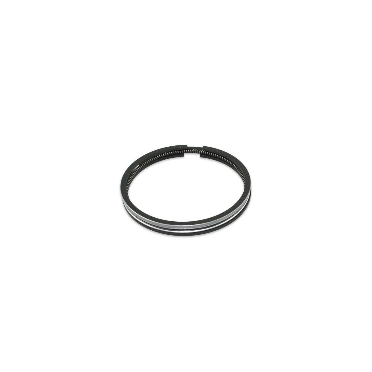 Piston Ring Set 75mm Hinomoto E1804 75 : 2 x 2 x 4 (74) STD