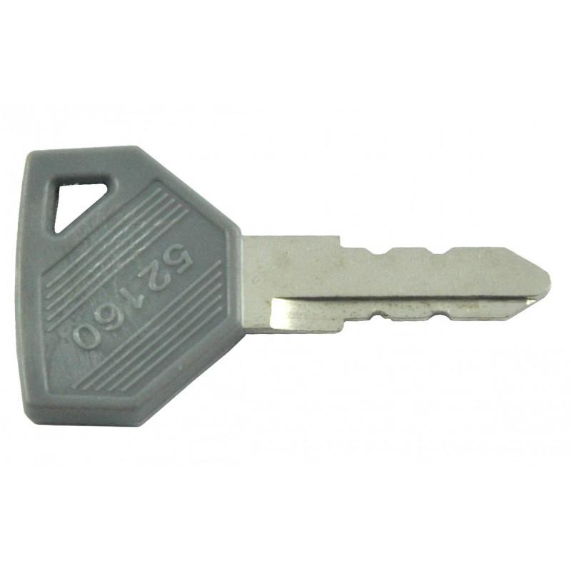 Klucz kluczyk 52160 do stacyjki Yanmar AF, F, FX, Ke-3, Ke-2