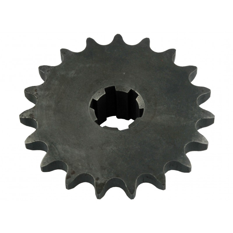 Big gear wheel for SB and other rotary tillers - big gear