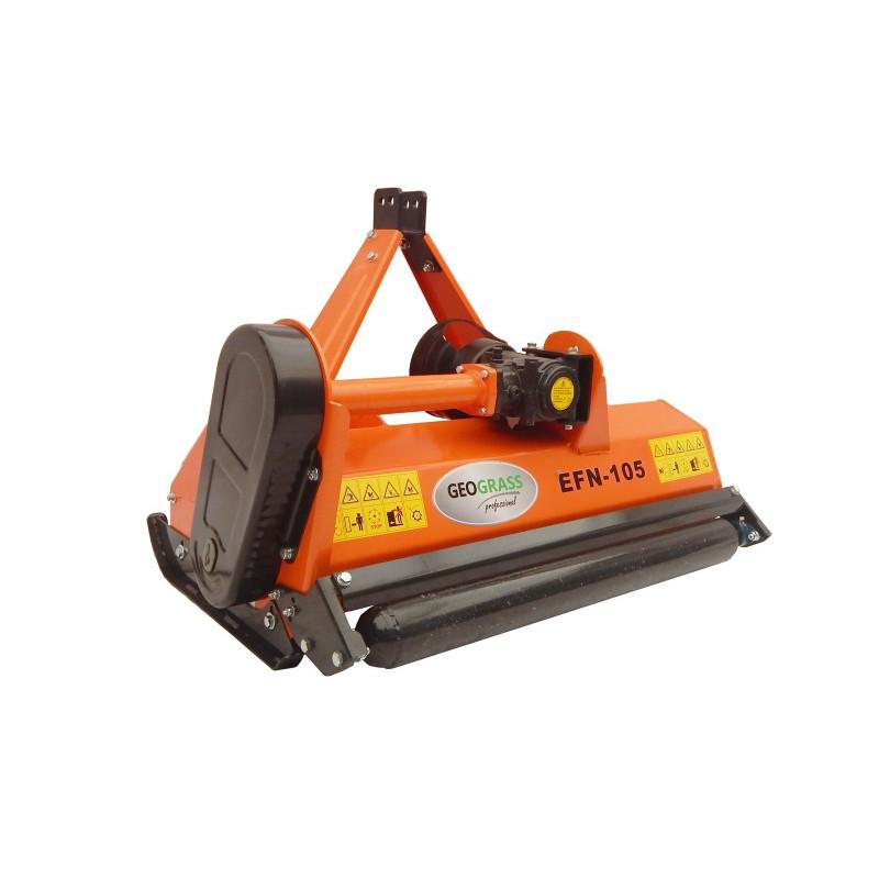 Flail Mower EFN 125 hammers GEOGRASS