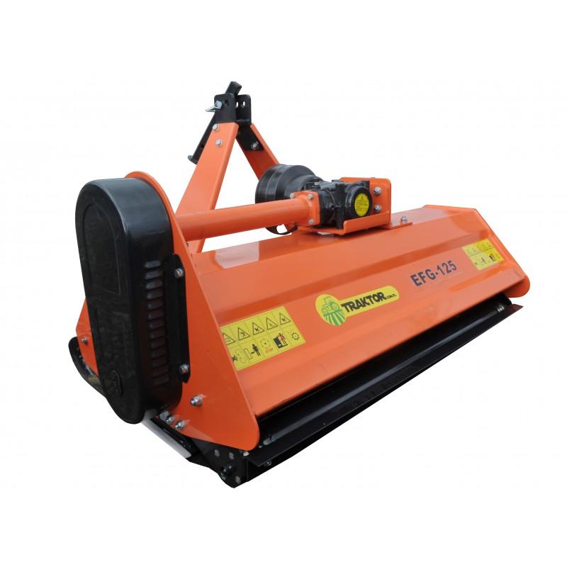 Flail Mower EFG 125 Hammers GEOGRASS