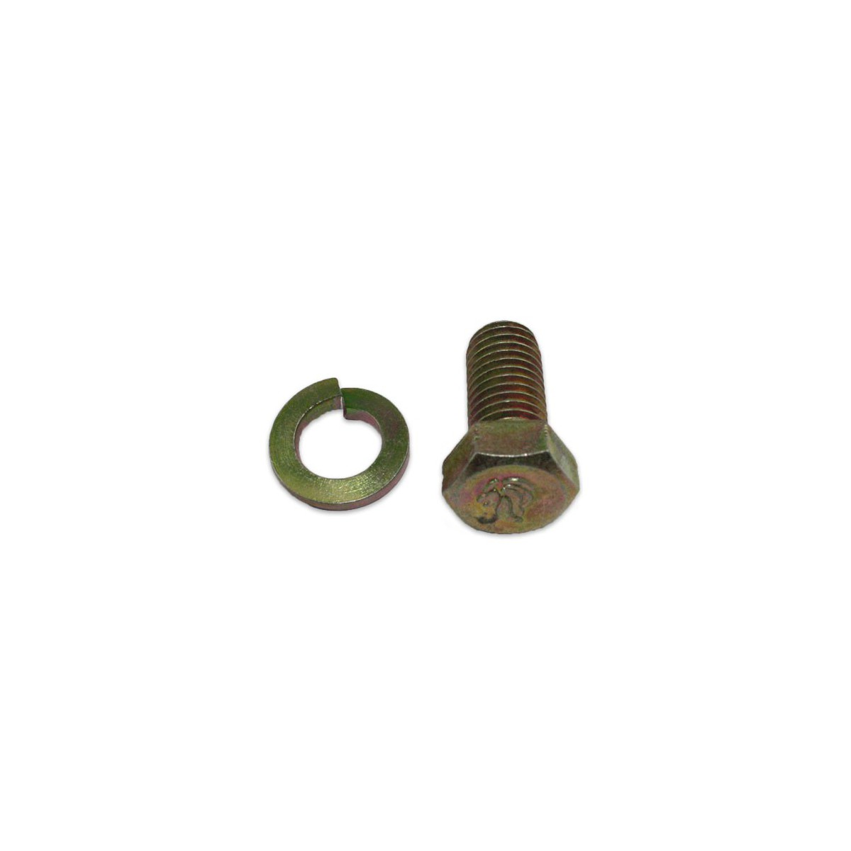 Front Axle Bolt + Ring ISEKI