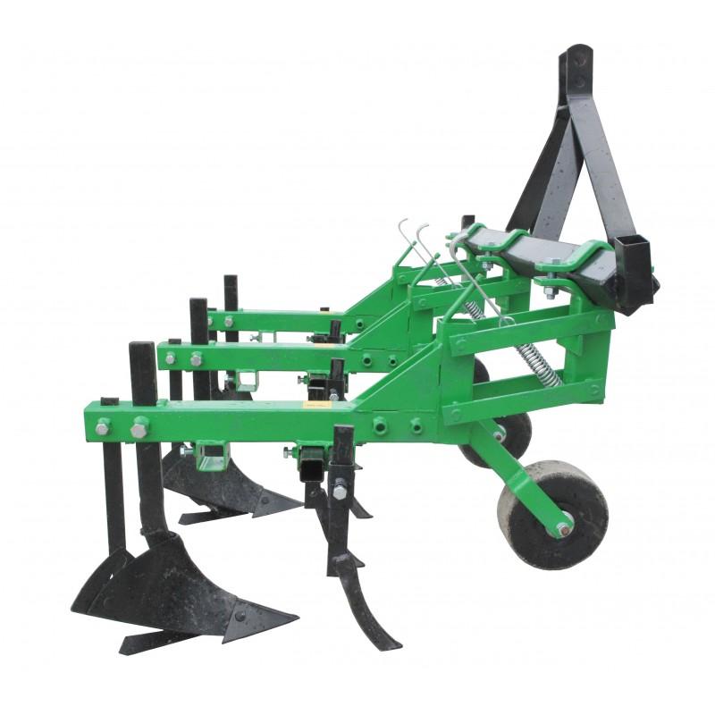 Pielniko-obsypnik 3-sekcyjny