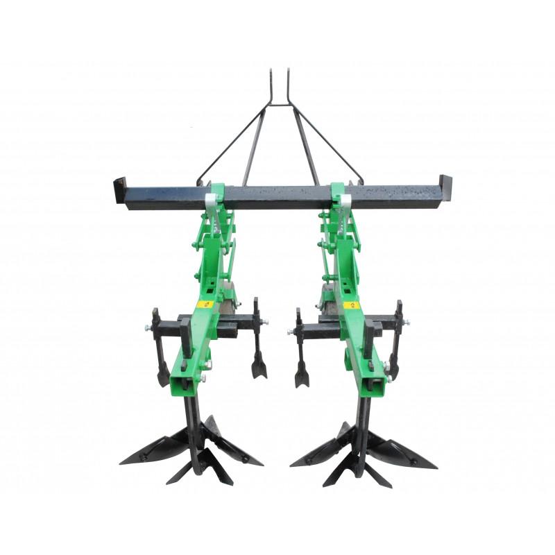 Pielniko-obsypnik 2-sekcyjny pielnik