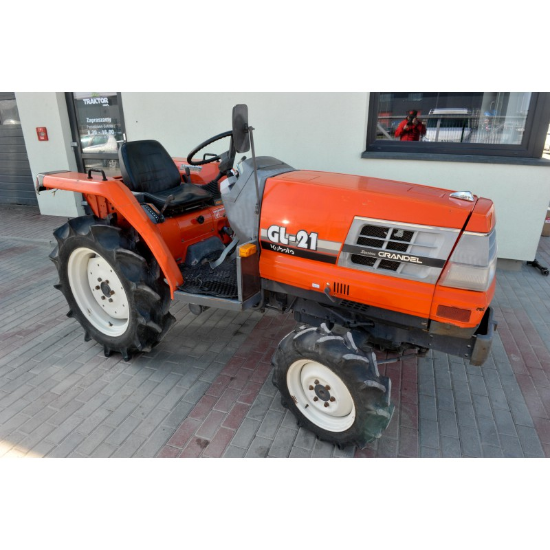 copy of Kubota GL21 4x4 21KM