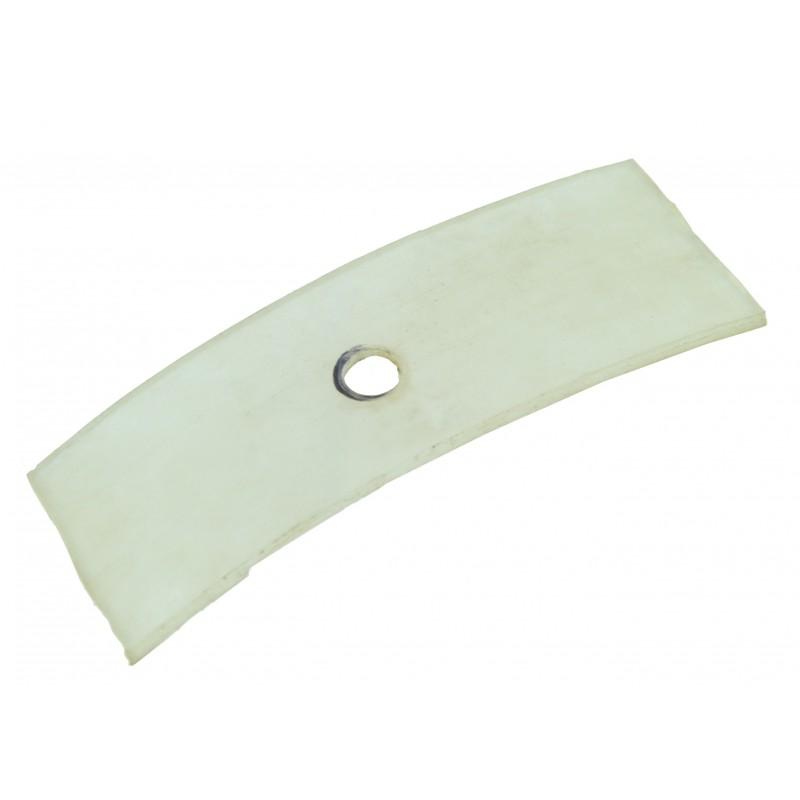 4 x 12 cm rubber pad SB separation tiller