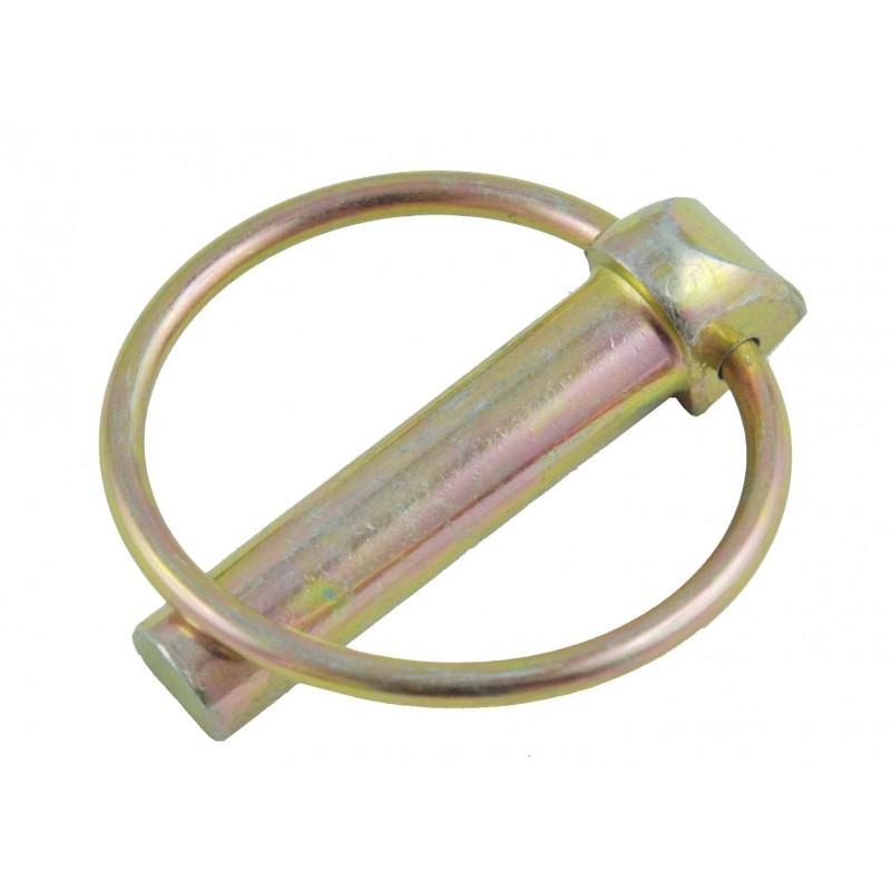 Stift mit Ring 10x58 mm Schutzstift, der den Trennfräser SB blockiert