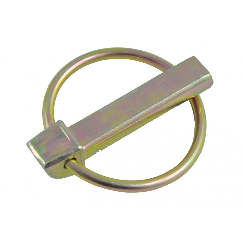 Pin 10x58 mm with a ring securing the locking pin of the SB tiller