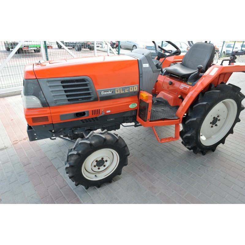 Kubota GL200 4x4 20KM