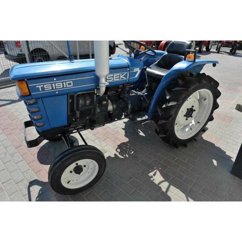 Iseki TS1910 2x4 19KM