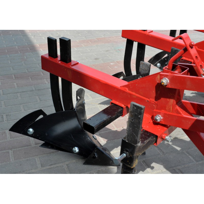 3-section double-row hoe DEMAROL