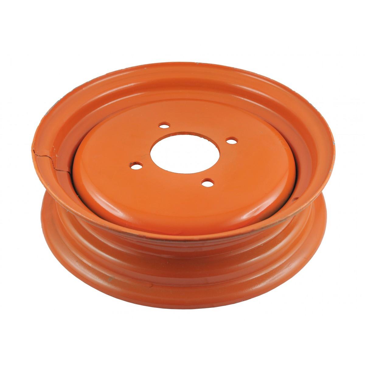 Felge 3.00-12'per Reifen 5-12, 4 Löcher 80x120 mm für YANMAR YM1401