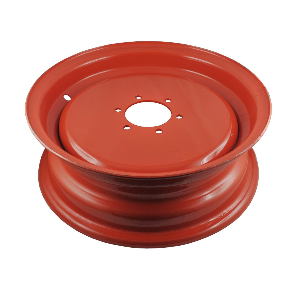 Felge 5.5F-16' für Reifen 7.50-16, 6 Loch 90x120 mm